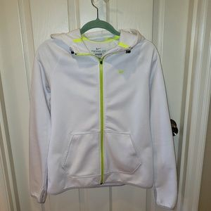 NIKE Therma Fit white hoodie. Size M